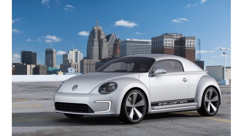 Next Volkswagen Beetle likely to be electric rear wheel driven