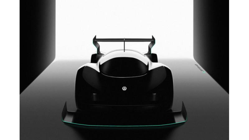 Volkswagen Pikes Peak challenger teaser image released