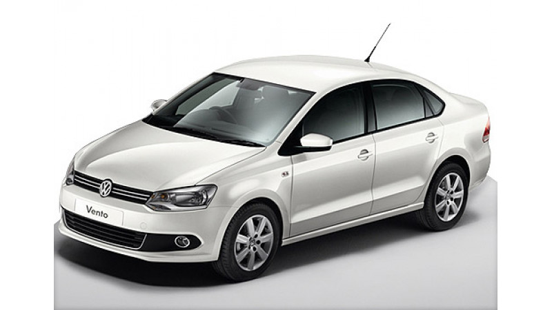Drive home in a Volkswagen Vento by paying half its price