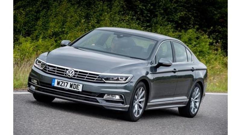 Volkswagen to launch the new Passat in India on 10 October