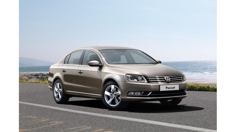 Volkswagen Passat's diesel fix approved by US