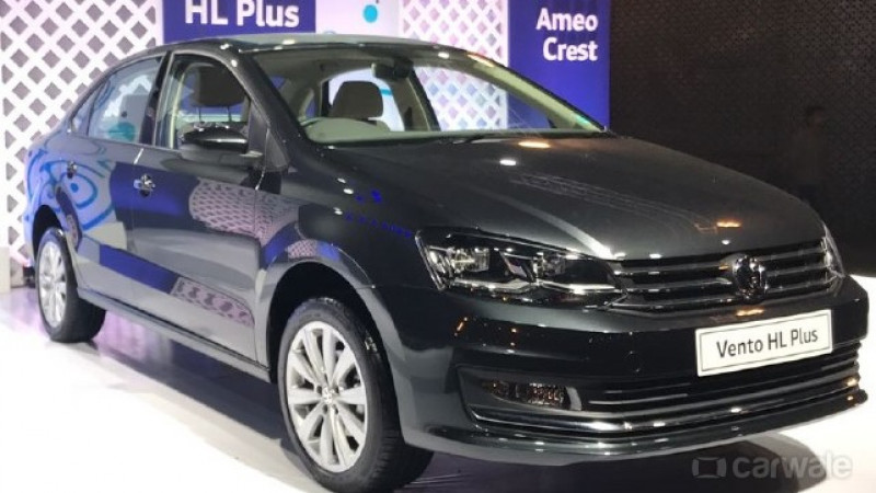 Volkswagen to launch Vento in a new Highline Plus variant soon
