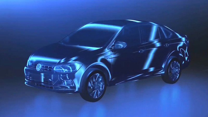 Volkswagen to launch new Virtus in Brazil soon