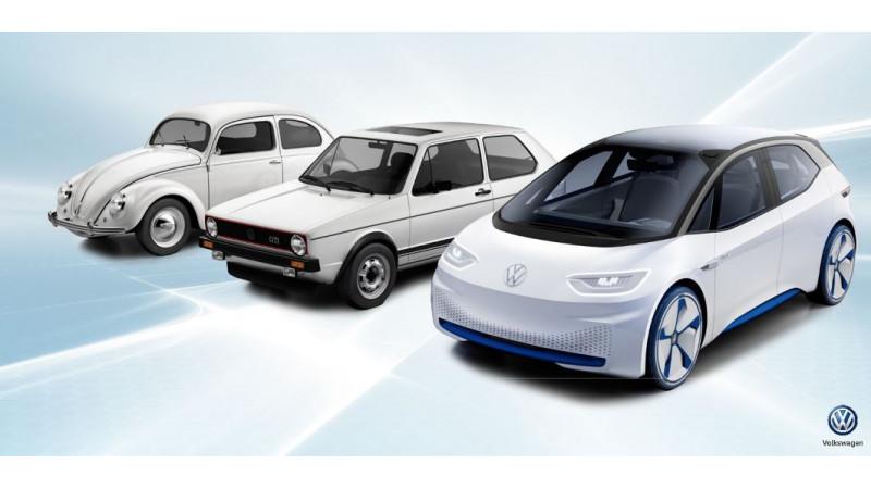 Volkswagen to build EVs in America from 2021