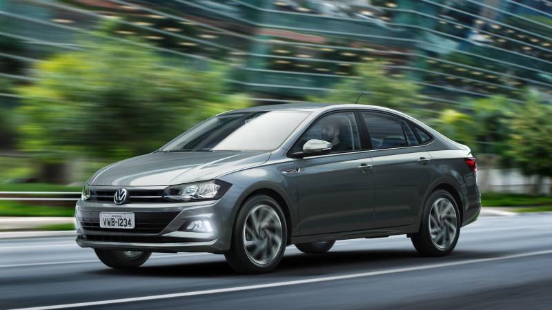 Volkswagen Virtus revealed: to come to India as next-gen Vento