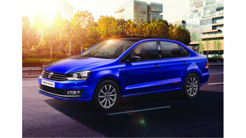 Volkswagen launches Connect Edition, added features and a new colour