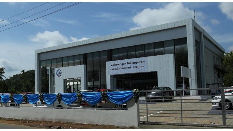 Volkswagen opens a new dealership in Kerala