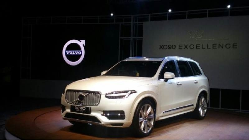 5 things you need to know about Volvo XC90 T8 Excellence