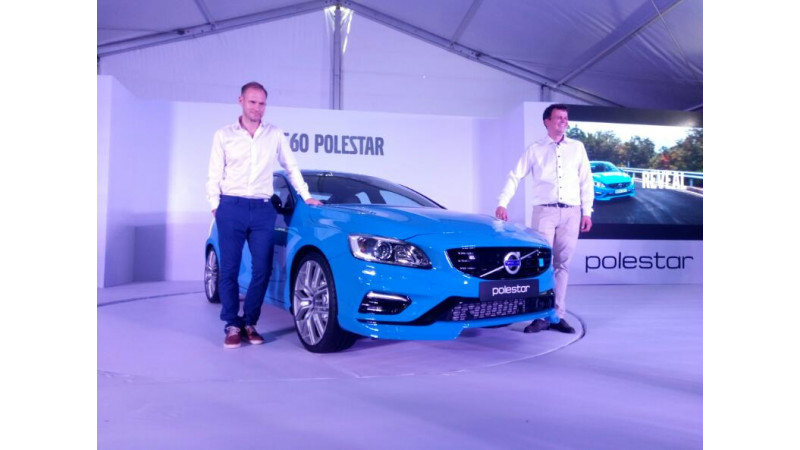 Volvo launches S60 Polestar in India at Rs 52.50 lakh