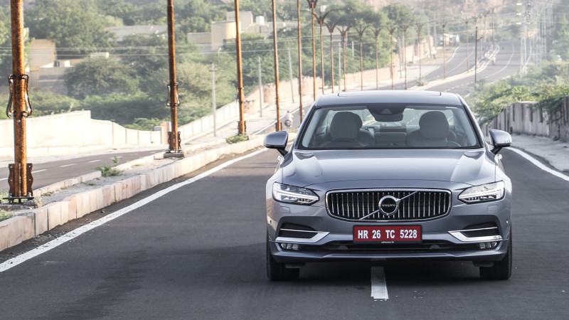 Volvo S90 Excellence revealed