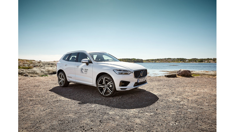 Upcoming Volvo cars to get 25 per cent recycled plastics by 2025