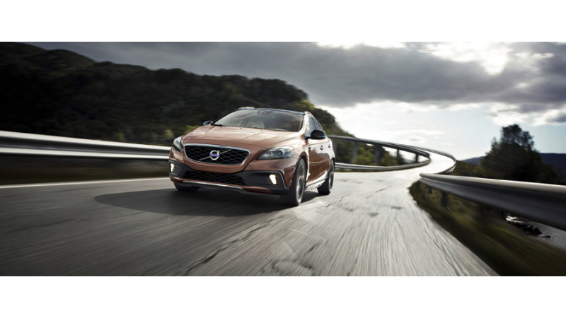 Volvo V40 posing stiff competition against Audi Q3 and BMW X1