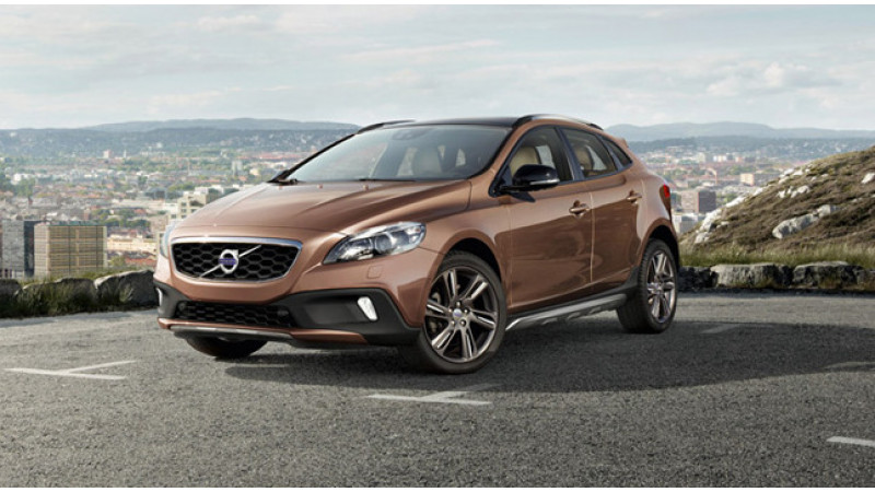 Volvo V40 Cross Country Set to be Launched in India on June 14