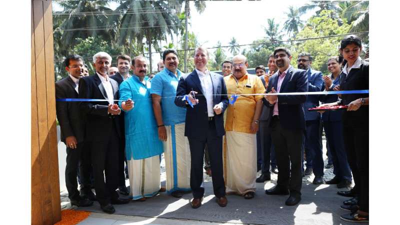 Volvo opens its second facility in Kerala