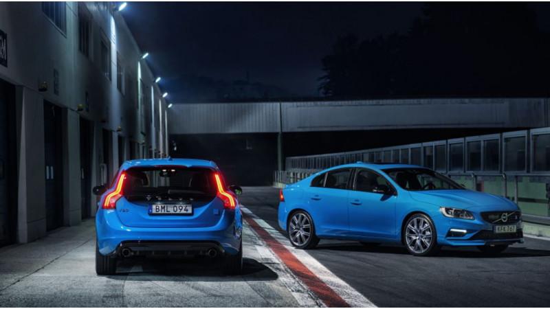 Volvo's Polestar division will make electric cars