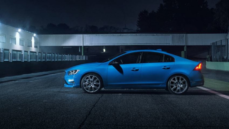 First look review - Volvo S60 Polestar