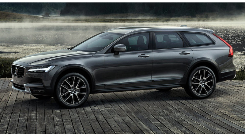 Volvo India to launch the V90 Cross Country this month