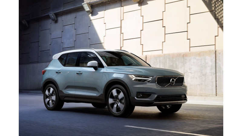 Volvo Xc40 Now Available With Three Cylinder Petrol Engine