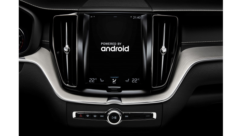 Volvo partners with Google for connectivity options in their future cars