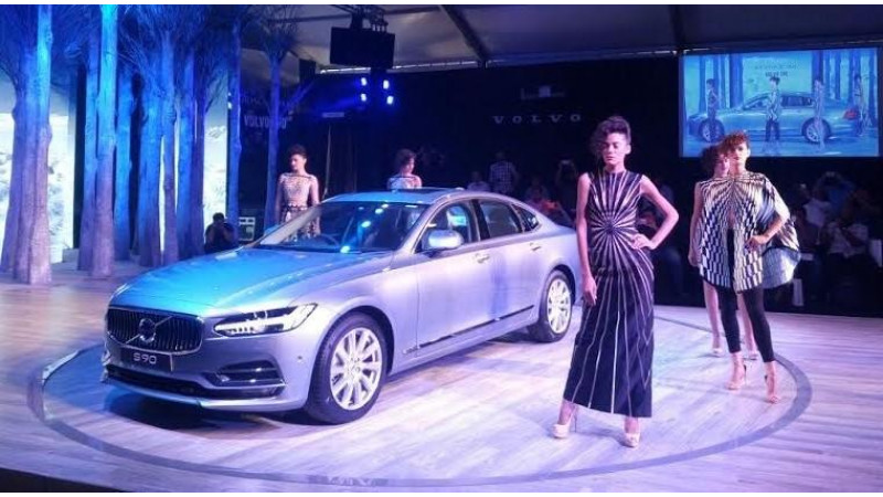 Volvo launches S90 in India at Rs 53.5 lakh