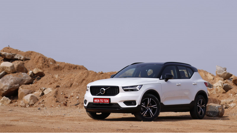 Volvo cars witness 40 per cent growth in car sales in 10 months