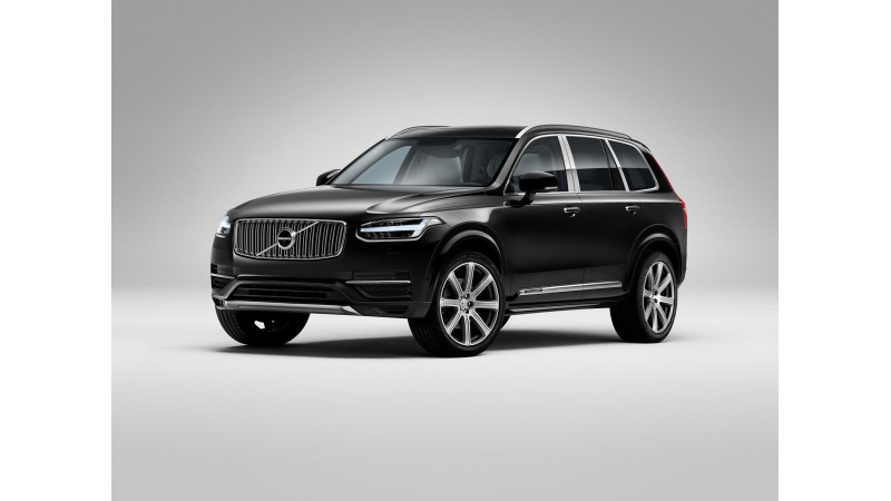 Volvo announces local assembly for XC90