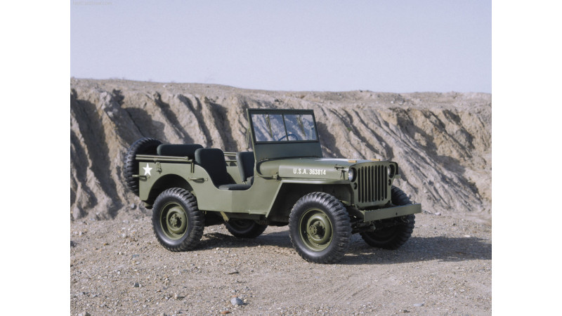 Jeep: The story behind the name