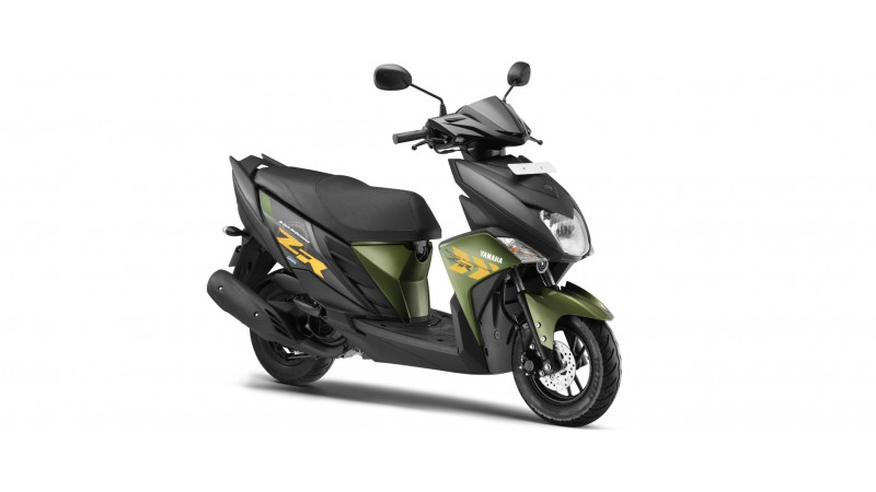Yamaha Cygnus Ray ZR launched in India at Rs 52,000
