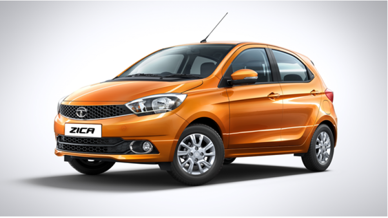 Tata's new hatchback Zica officially revealed