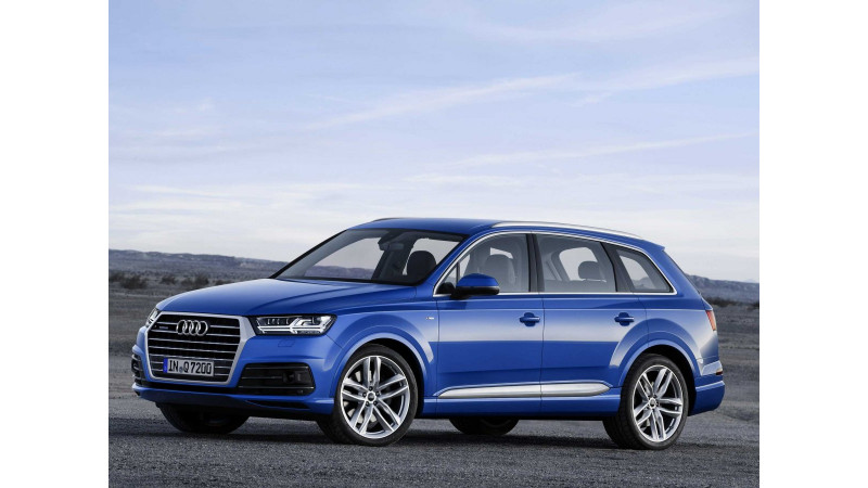New Audi Q7 due for launch on 10th December, 2015