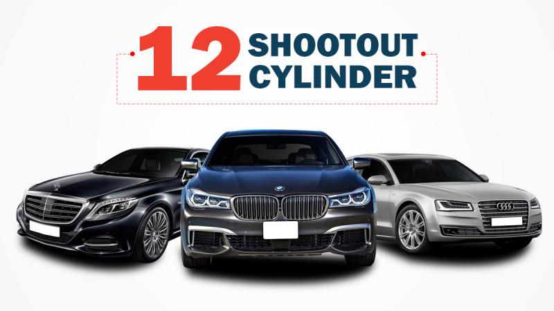 Spec Comparison: BMW 760Li vs Audi A8L W12 vs Maybach S600