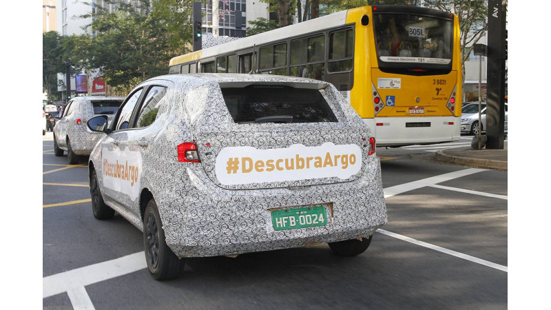 Fiat Argo to replace the Fiat Punto globally