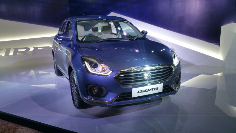 2017 Maruti Suzuki Dzire launch on 16th May