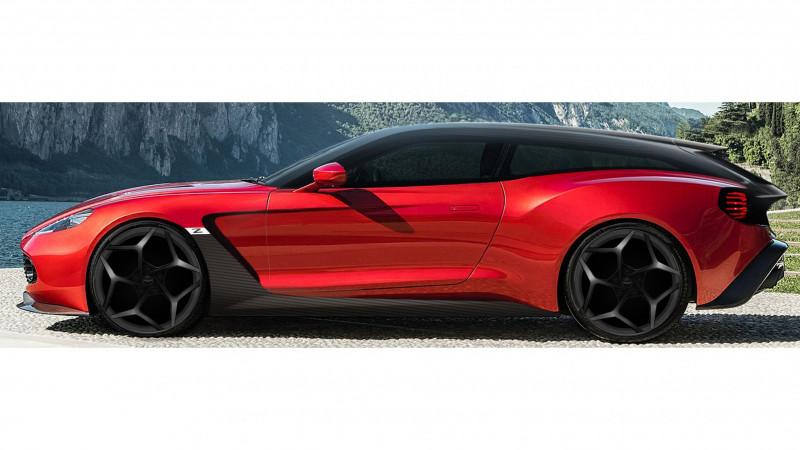 Aston Martin to showcase Zagato Shooting Brake and Speedster at Concours