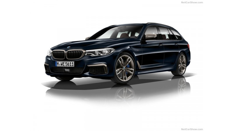 BMW M550d is the most powerful diesel 5 Series