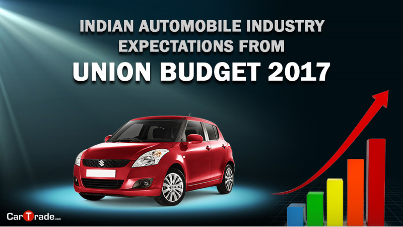 What Indian automobile industry expects from Budget 2017