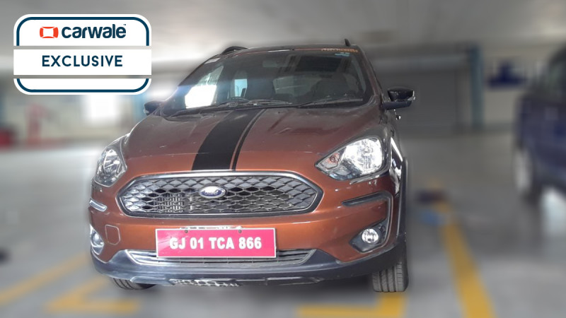 Ford Figo Cross revealed, to get 1.2-litre dragon engine