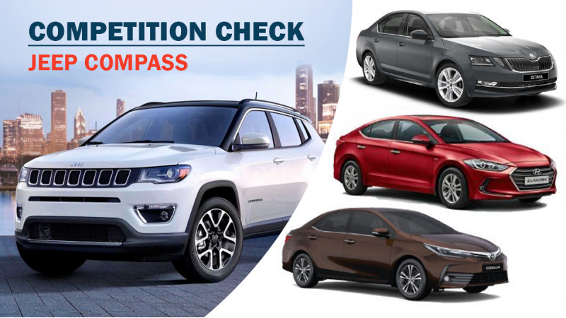 Competition Check: Jeep Compass