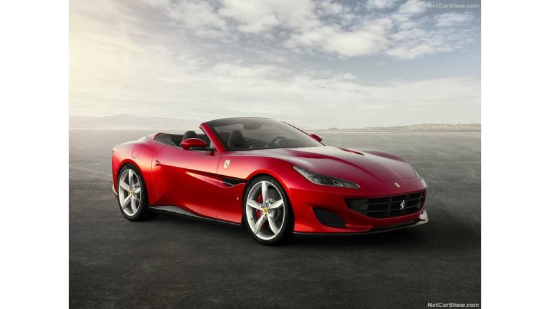 Ferrari Portofino to be launched in India tomorrow