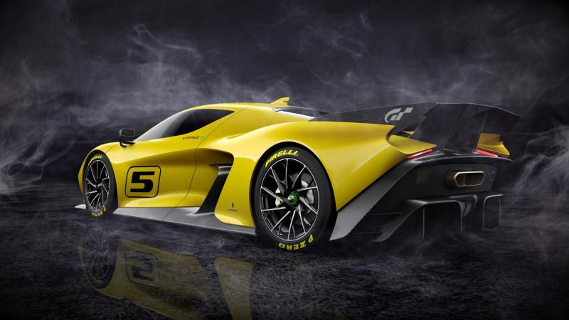 Geneva 2017: Pininfarina Fittipaldi EF7 sportscar revealed