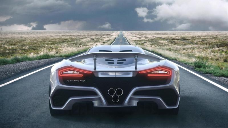 Hennessey Venom F5 to be the fastest production car