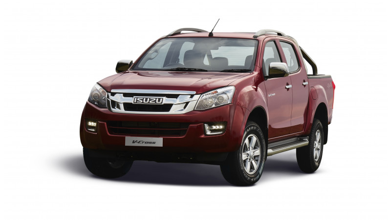 Isuzu launches 2018 V-Cross launched at Rs 14.31 lakhs
