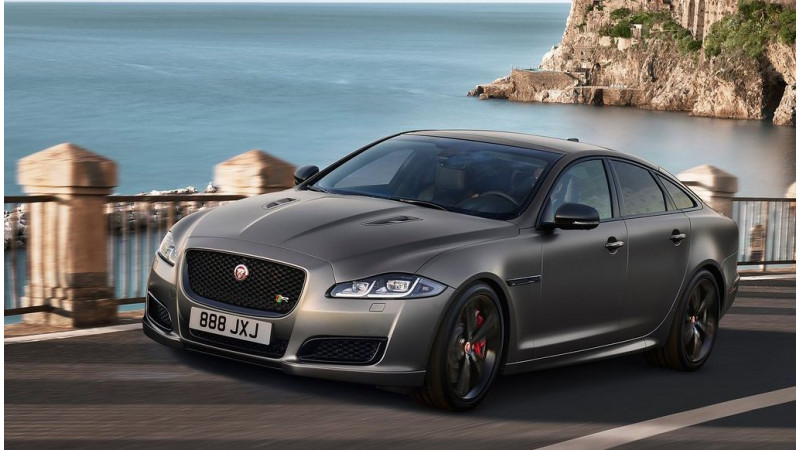 Jaguar XJ R 575 is the most powerful XJ ever