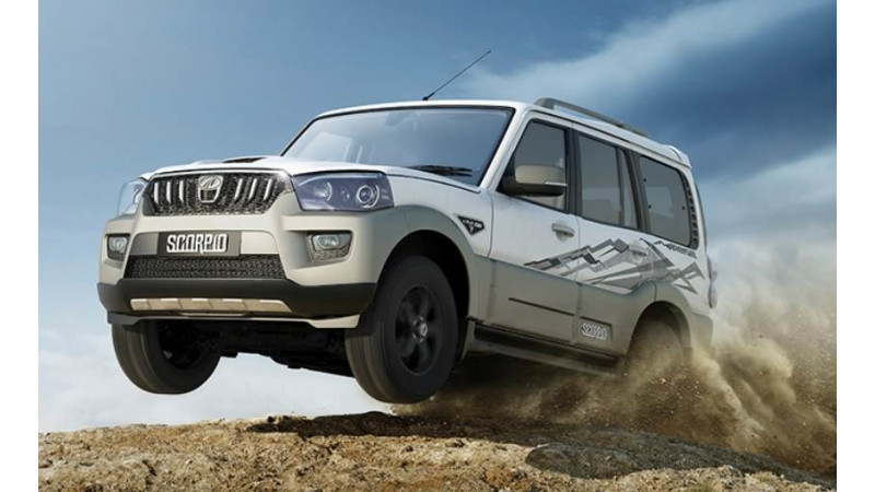 Mahindra launches Scorpio Adventure at Rs 13.09 lakh