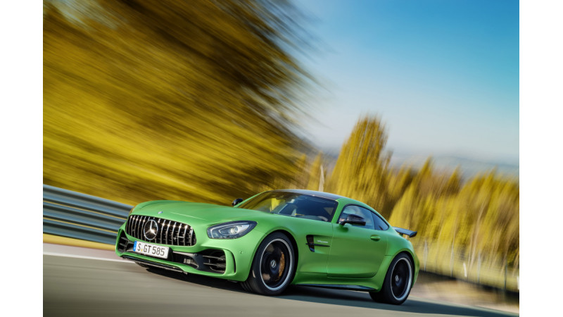 Mercedes AMG GT R and Roadster launch on 21 August