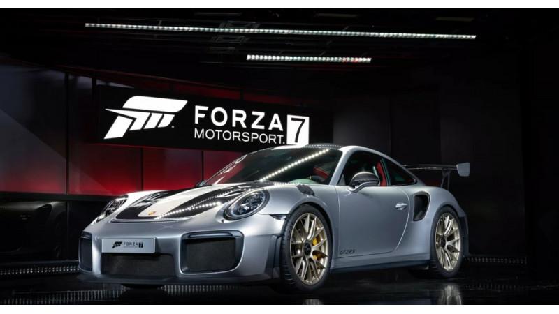 2018 Porsche 911 GT2 RS breaks cover