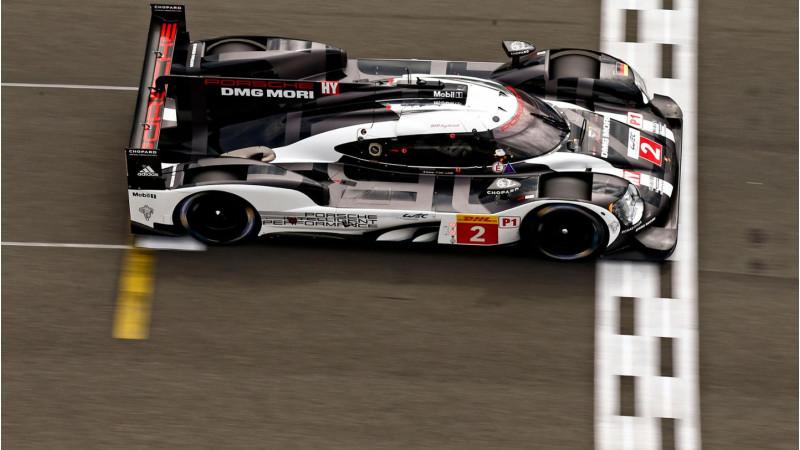 Porsche victorious at Le Mans 24 hours