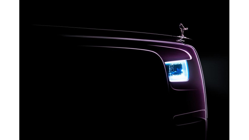 Rolls-Royce Phantom VIII teased