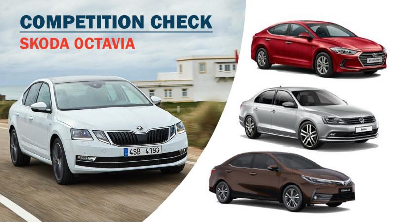Competition Check: Skoda Octavia