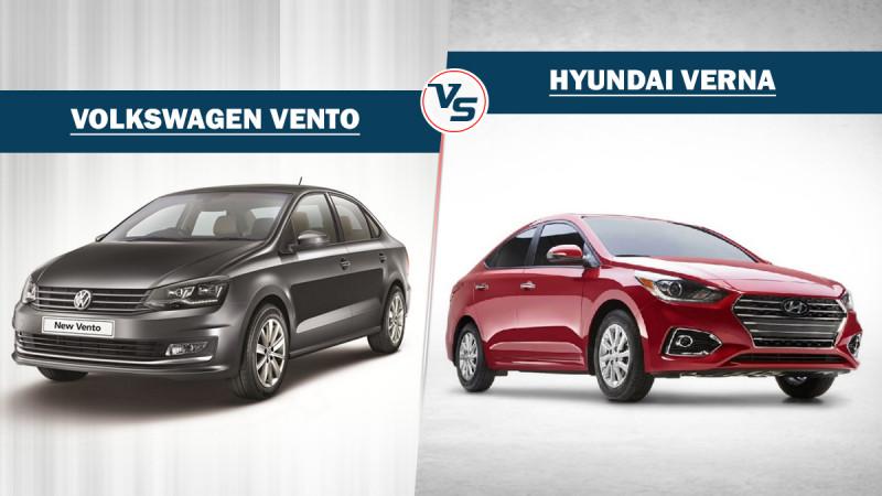 Spec Comparo: 2017 Hyundai Verna vs Volkswagen Vento